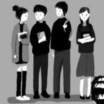 大学生たち